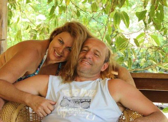 Pousada Raio de Sol: Eu e maridao