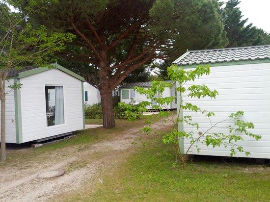 Camping de L'Ocean : Mobil home