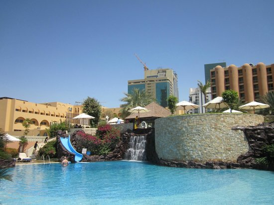 Sheraton Abu Dhabi Hotel & Resort: Children's pool