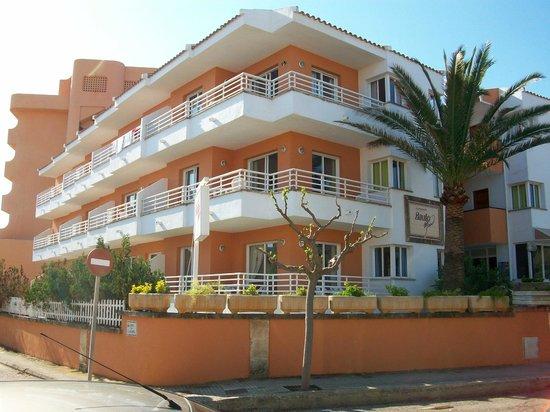 Baulo Mar Apartaments: Baulo Mar