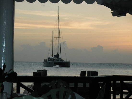 DOOlittle's restaurant + bar : view