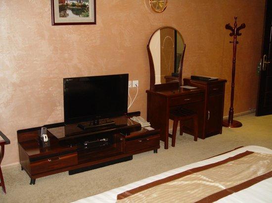 Seven Wonders Hotel: Room