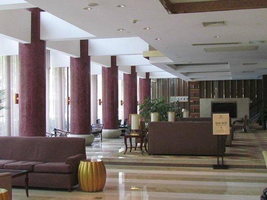 Garden Hotel (Liuyuan Road) - Lingering Garden : la réception