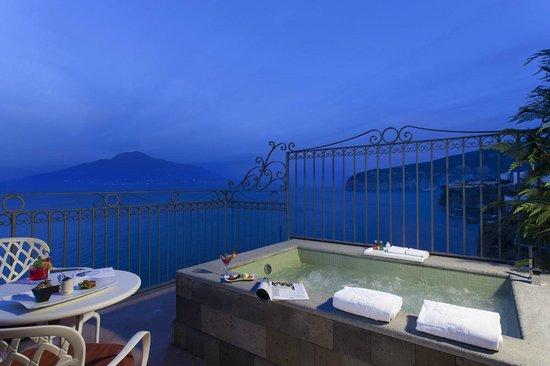 Grand Hotel Ambasciatori: AmbassadorSuite Private Terrace