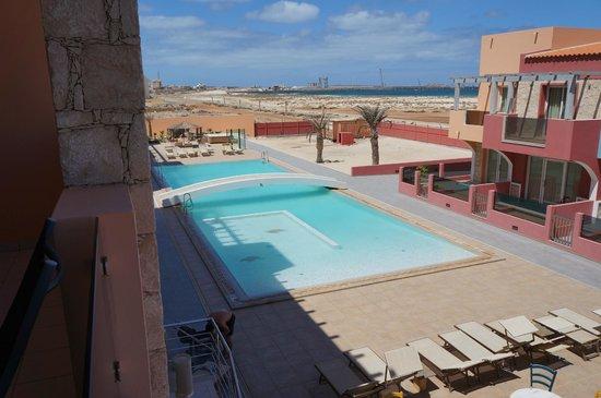 Aparthotel Por do Sol: Piscine Aparthotel