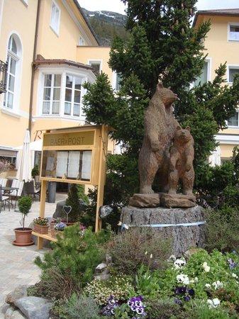 """Hotel Baer & Post: Hotel Wahrzeichen """"Bär"""""""