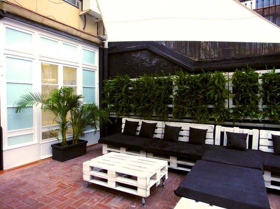 Terraza Lounge Area Picture Of Casa Kessler Barcelona