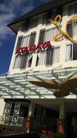 Atanaya Hotel: Facade