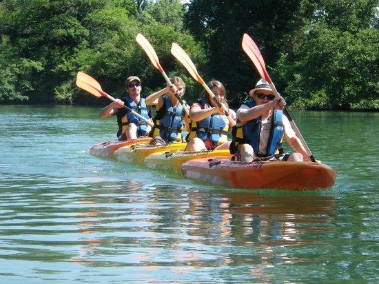 Canoe Kayak 2X Aventures