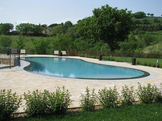 Agriturismo Il Melograno: piscina