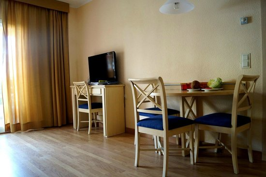 Hotel Viva Bahia: Część pokoju dziennego
