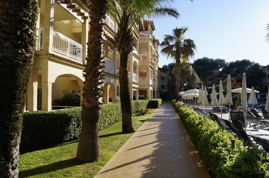 Zafiro Bahia: Hotel
