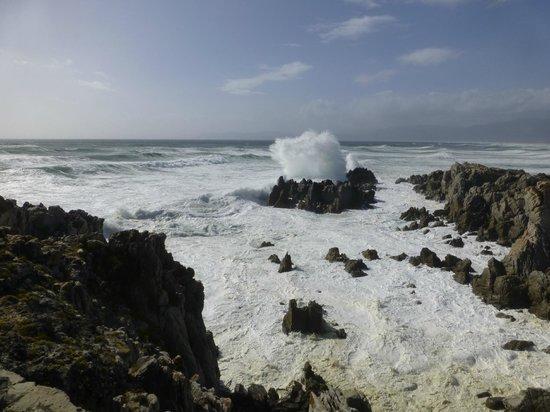 Marebella Seafront Guesthouse : An der Steilküste