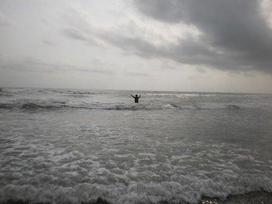 Hotel Victoria: en el mar