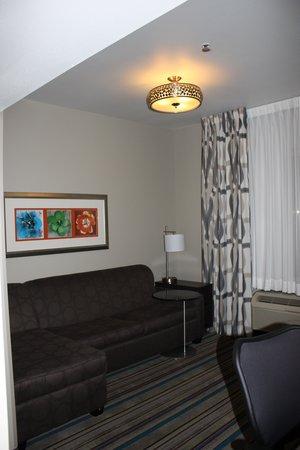 Fairfield Inn & Suites Amarillo Airport: Suite