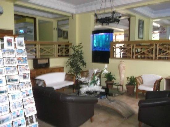 Opus Apart Hotel: lobı