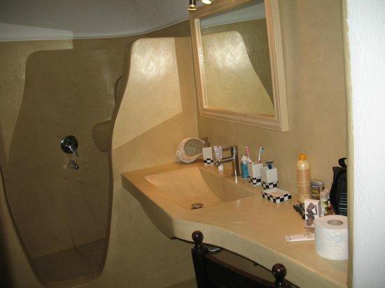 Δελφίνι: Ванная в номере