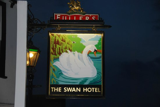 The Swan Hotel: HOTEL EXTERIOR