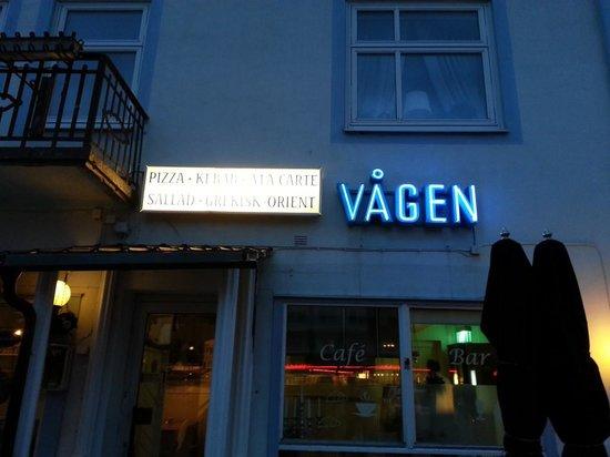 Restaurang Vagen: Restaurant Entrance