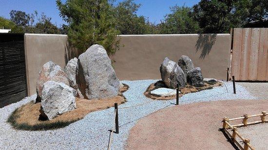 Yume Japanese Gardens: Rock Garden