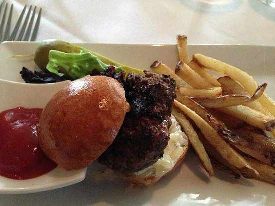 Gables At Chadds Ford: Burger for Restaurant Week
