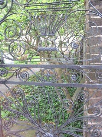 St. Michael's Church : Ornate gate