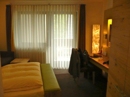 Bierhaeusle Hotel-Restaurant : Bierhaeusle (Freiburg) - Chambre