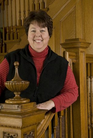 Franklin Victorian Bed & Breakfast: Jennifer Your Innkeeper