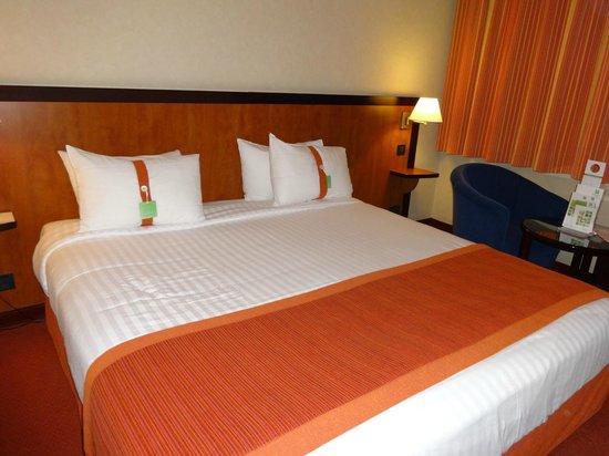 Holiday Inn Paris Versailles Bougival : Bedroom