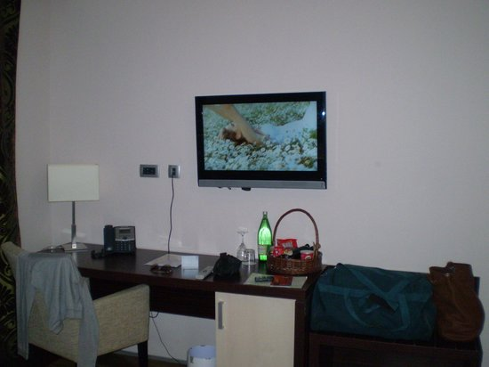 Hotel Jarun: tv