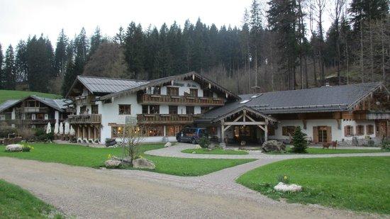Berghotel Schlossanger Alp: Hotel