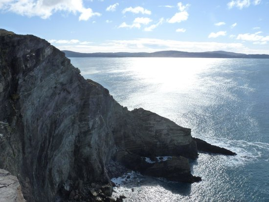 Sheep's Head Peninsula: View from Toureen, Sheepshead Peninsula