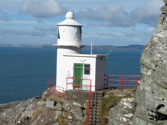 Sheep's Head Peninsula: The Sheepshead Lighthouse