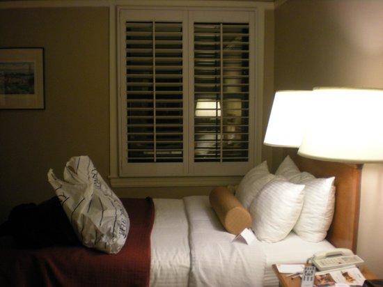 Hotel Mark Twain: room
