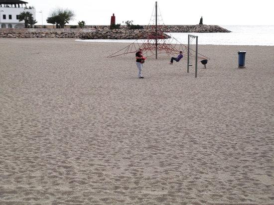 Агуадульсе, Испания: Christmas Day, Aguadulce Beach