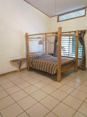 Hotel Hacienda Sueno Azul My HUGE But Empty Room With Just One Bed