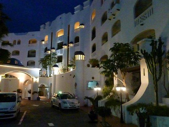 Santa Barbara Golf & Ocean Club: Hotel