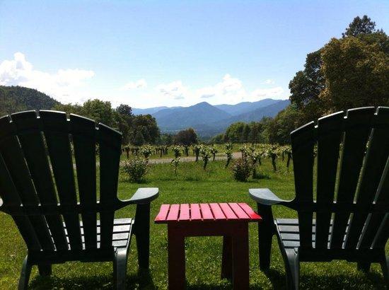 ويسكو إن: Wooldridge Winery in Grants Pass
