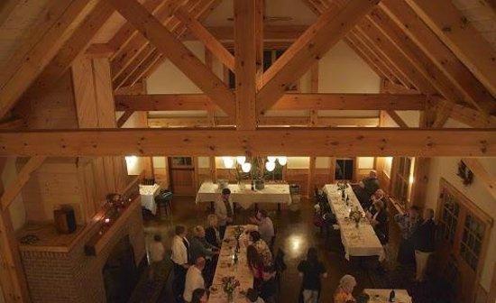 Cloudland Farm dinner facility