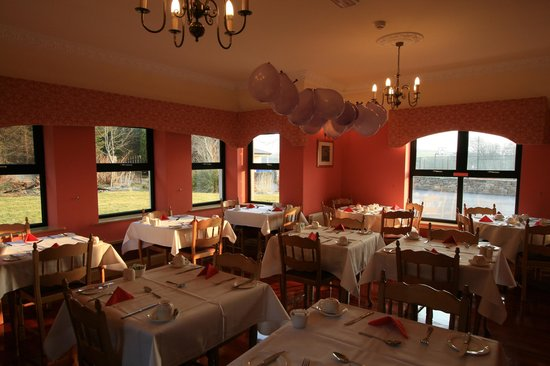 Knockranny Lodge breakfast room