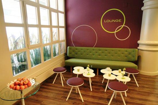 Hotel Olten lounge