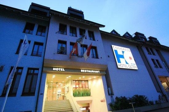 Hotel Olten exterior