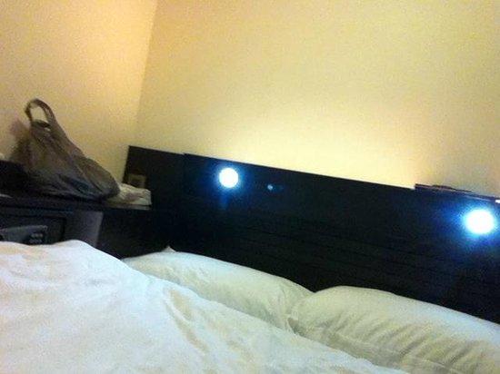 Homy Inn: the bed trap