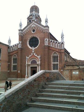 Chiesa della Madonna dell'Orto: 마돈나 델로르코 성당