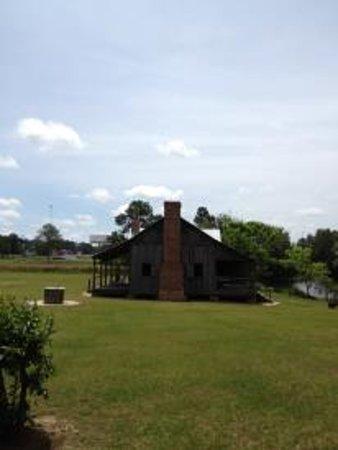 Agrirama: farm house