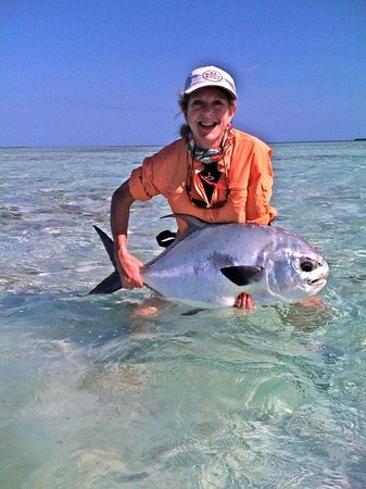 Posada Mediterraneo: LOS ROQUES FLY FISHING