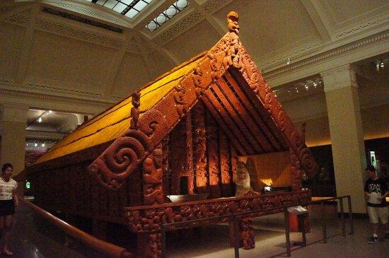 Auckland Museum: Maori culture