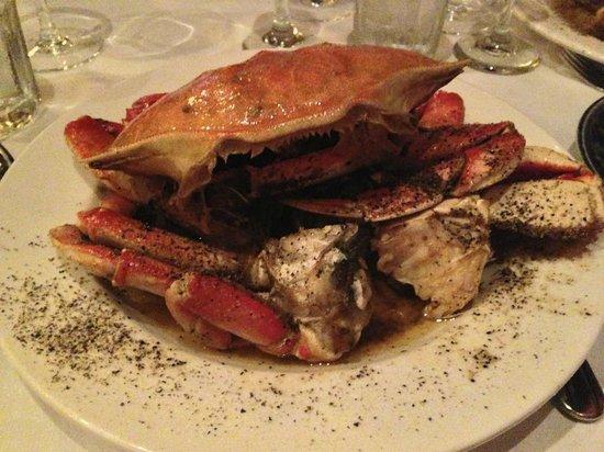 Crustacean: Roasted Crab!!
