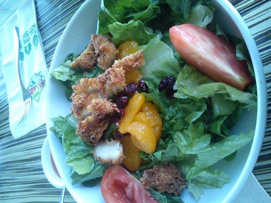 Super Salads : ensalada hawaiana