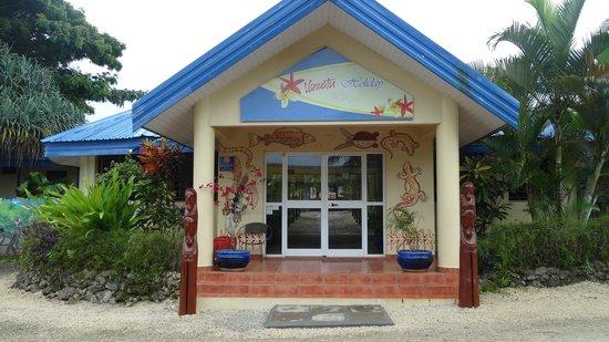 Vanuatu Holiday Hotel: Entrée principale